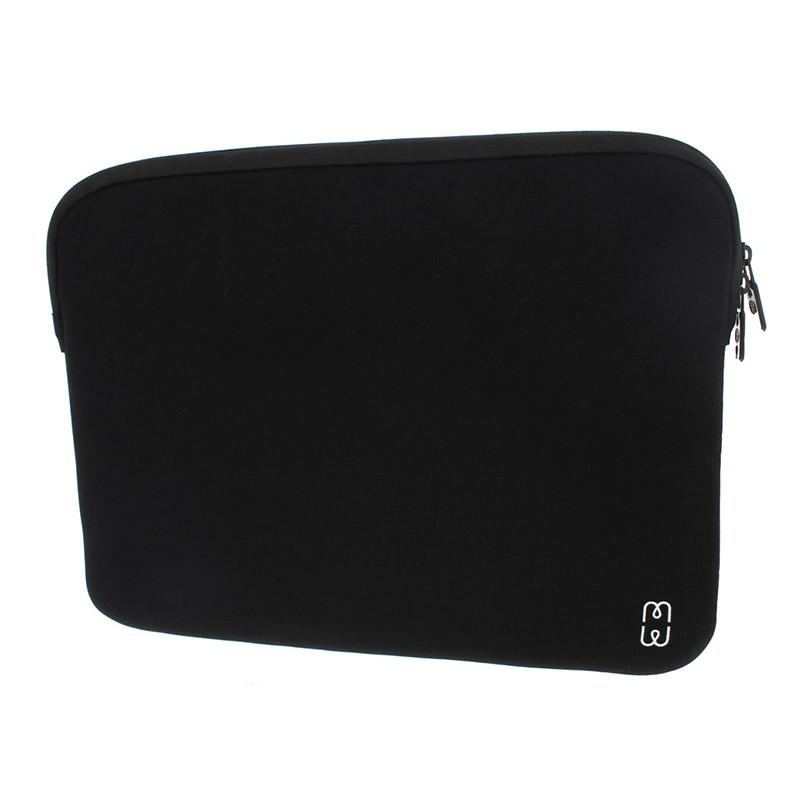 My-MW Basic Sleeve Housse pour MacBook 12 pouces Noir / Blanc